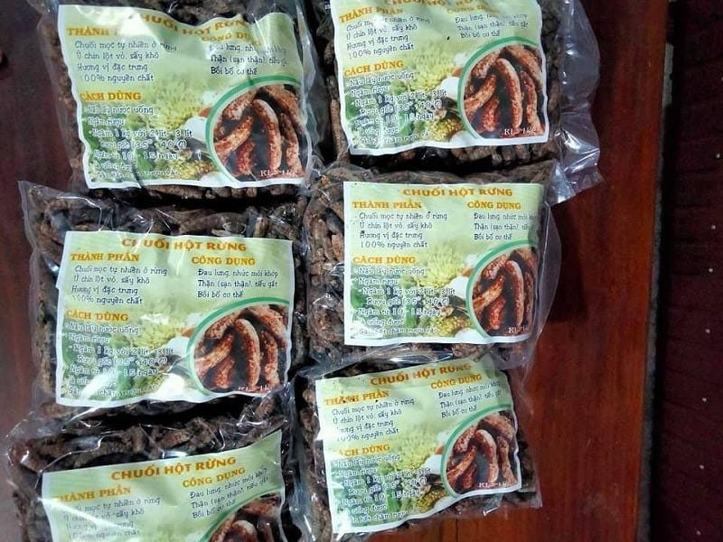 Mua chuối hột chất lượng tại Thảo Mộc Tốt
