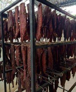 thịt trâu sấy