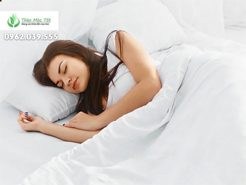 Hỗ trợ giấc ngủ